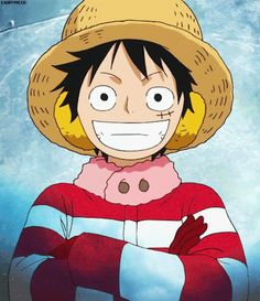 Uploaded by Find images and videos about anime, one piece and luffy on We Heart It - the app to get lost in what you love. Monkey D Luffy, One Piece Manga, Manga Anime, One Piece English, The Pirates, The Pirate King, Gifs, One Piece Luffy, Painting For Kids