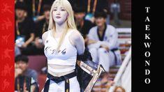 Taekwondo Girl amazing #taekwondo #fighting #martialart