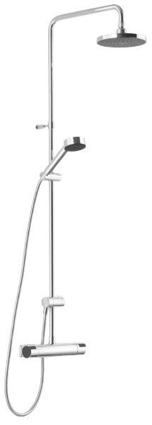 Mora MMIX Shower System Kit 160 c/c takdusch