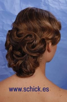 Fotos de Peinados Recogidos para Novias 6