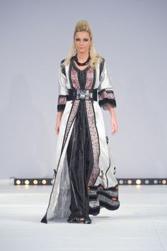 caftans amina boussayri | Amina Boussayri au Fashion Days Maroc 2012