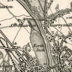 Ordnance Survey 1898