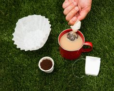 How to Make Individual Coffee Bags - The Coffee Hack You Need for Camping and Hiking