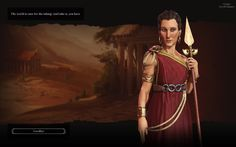 The Way Gorgo looks at you after a join war #CivilizationBeyondEarth #gaming #Civilization #games #world #steam #SidMeier #RTS
