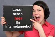 http://haben-sie-das-gewusst.blogspot.com/2012/07/richtig-in-szene-setzen-sie-sind.html Werbemaßnahme für Ihre Website, ihr Internetangebot, die Ihnen neue Kunden bringt.