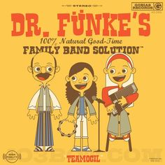 Dr. Funke's 100% Natural Good Time Family-Band Solution
