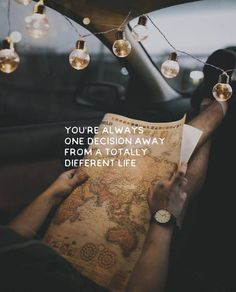 """1,433 Likes, 7 Comments - Success▪️ Motivation▪️ Quotes (@just.innovate) on Instagram: """"You are always one decision away from a totally different life."""""""