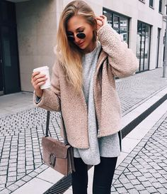 soft neutrals | sweater weather