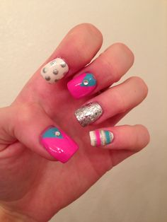 My newest nails:)