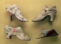 SHOES: 18th century