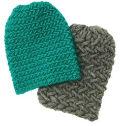 theiknits.com herringbone hat
