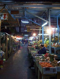 Concepción is the second commercial nucleus of Chile. Concepción Central Market