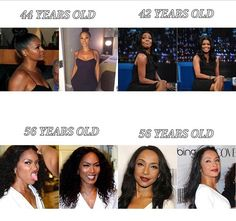 That Melanin Magic! When you take care of your skin, you look younger than people think. Black Girls Rock, Black Girl Magic, Brown Skin, Dark Skin, Pretty People, Beautiful People, Melanin Queen, Ageless Beauty, We Are The World