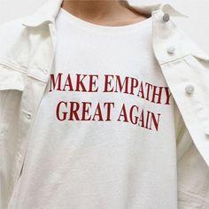 Yes! #Empathy