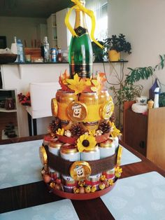 Beercake, dort z piva, dárek pro muže Sweet Recipes, Birthday Cake, Create, Cooking, Desserts, Christmas, Gifts, Inspiration, Food