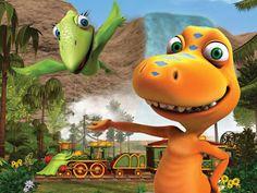 Blog de los niños: Conoce los dinosaurios con el dinotren