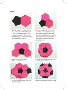 Jak vyrobit sedací vak v podobě kopacího míče, Foto: Ukázka z knihy Šijeme sedací vaky od Zity Thieberové z nakladatelství GRADA: