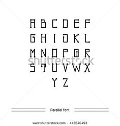 The 34 Best My Alphabets Images On Pinterest