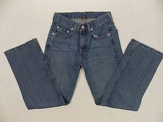 Levis 569 Jeans Loose Straight 14 Slim 25X27  #2211