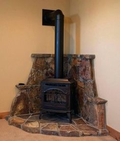 Wood stove flagstone corner hearth,Wood stove flagstone corner hearth What's wood burning ? The pine burnt by shading technique by transferring a photo on wood is known as wooden decora. Wood Stove Surround, Wood Stove Hearth, Fireplace Hearth, Stove Fireplace, Wood Burner, Fireplace Ideas, Wood Burning Stove Corner, Corner Stove, Pellet Stove