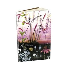"Decorative Notebook 'Roots' - 3.5"" x 5.5"" saddle sitched notebooks with gold foil embellishments and 32 lined pages. Minimum of 6 per style #966647 $5.99  www.lambertpaint.com"