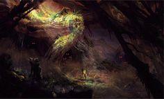 Moetron News - Monster Hunter: World concept art gallery scans....