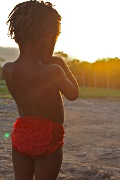 a promise at sunset... haiti! This pic made me think of you... @Anna Vaughan