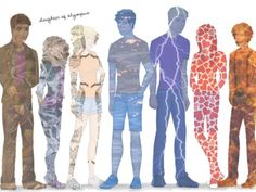 Take this test and find out which demigod you're most similar to.