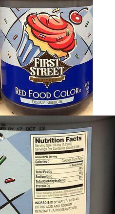 Food Coloring 183345: 6 .75Oz Soft Gel Paste Electric Colors Cake ...