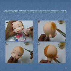 Head/face tutorial