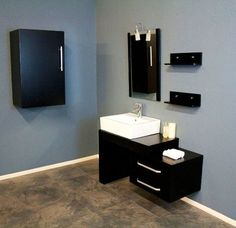 Single Bathroom Vanities   - For more go to >>>> http://bathroom-a.com/bathroom/single-bathroom-vanities-a/  - Single Bathroom Vanities, Minimalist design of bathrooms is gaining more popularity nowadays because bathrooms tend to be smaller than before. These sleek and ordered bathroom designs are usually furnished with single bathroom vanities and will not incorporate double bathroom vanities because of ...