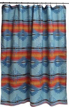 Arizona Southwestern Shower Curtain by carsten's inc