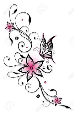 Resultado de imagen para branch tattoo ankle butterfly