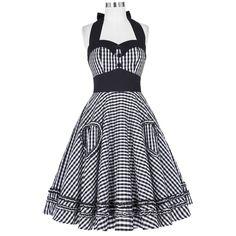 2017 Rockabilly Swing 50s 60s Dresses Plus Size 3XL Women Summer Dress Retro Party Gown Plaid Pinup Wiggle Vintage Dress Vestido
