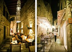 Alleyway restaurants of Hvar, Croatia Blake Burton Photography: Croatia   Croatia Travel Photography