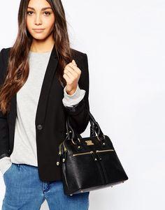 Modalu Small Pippa Leather Grab Bag
