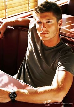Jensen Ackles...damn you!
