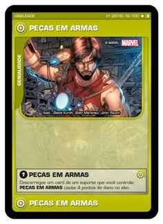 Fabian Balbinot - MagicJebb: #Marvel #BattleScenes - Spoilers #BSGC - Aviso! Nã...