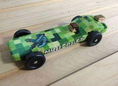 Pinewood Derby car design idea