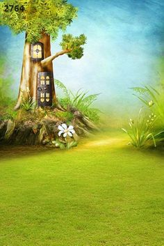 220CM * 150CM new2014 vinyl photography backdrops photo studio photographic background Green grass and flowers g-129