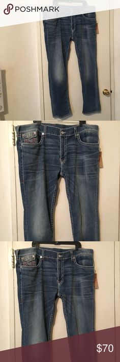 Men's True Religion skinny jeans nwt size 46 Men's True Religion skinny jeans. New with tags True Religion Jeans Skinny
