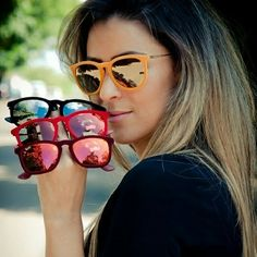 5a0136d32acf2 16 melhores imagens de Óculos de sol   Sunglasses, Glasses e Eyewear