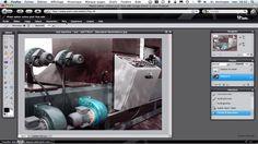 Pixlr - tutoriel : mettre subtilement en évidence un objet dans une image
