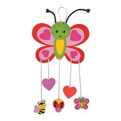 Love+Bug+Mobile+Craft+Kit+-+OrientalTrading.com