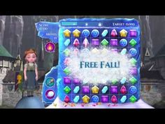 YouTube Frozen Free Fall, Games On Youtube, Game Streaming, Snowball Fight, Video Game, Birthday, Birthdays, Video Games, Dirt Bike Birthday