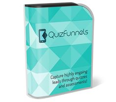 Quiz Funnels is a tool that assists you to run mobile responsive quizzes on your facebook fanpages, your website as a pop up and also as a widget. Running quiz has never been easier. With its advanced List segmentation technology these can be your one stop tool for running micro commitment quizzes on the go.
