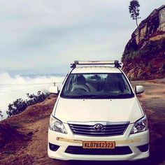 One of our luxury#cab#innova at  mist clad route to Bison valley #Munnar#kerala #attpInnova is the best opted car to #tourthe high ranges of western ghats  This is one tripvia Gap Road (Lockheart Gap) which is a part of NH 49 (connecting Kochi and Dhanushkodi via Madurai). Both sides of the road give amazing views  mountains tea gardens forests and so on.#car#backpacker #roamwildandfree#travelstoke#travel…
