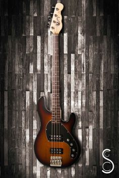 Electric Bass is one of my top favorite instruments ♥