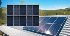 Como Preparar a Sua Construção Para Energia Solar - Portal Solar - Tudo sobre Energia Solar Fotovoltaica Layout, Solar Panels, Portal, Outdoor Decor, Home Decor, Solar Powered Generator, Earthship Home, New Houses, Arquitetura