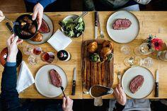 Gezellig tafelen: drie restaurants en hun aparte invulling
